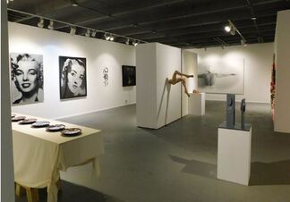 Art vs. Fetishism or The Utility of Idolatry, installation view