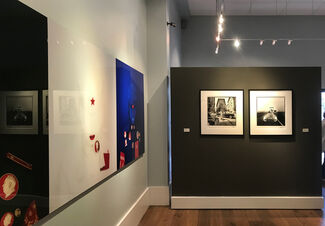 Fashionable Collaborations: Photographer as Director, installation view