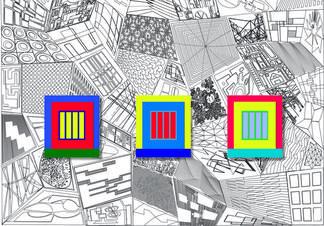 Galeria Senda at ARTBO 2014, installation view