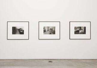 "Sam Samore - ""1973"", installation view"