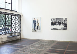 Marcin Maciejowski. Composition for a Small Space, installation view