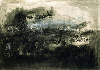 SCANAVINO. Works 1954 - 1983, installation view