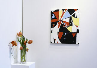 Beatrice Mandelman: The 70's and 80's, installation view