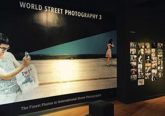 World Street Photography 3, installation view