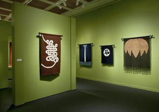 Serizawa: Master of Japanese Textile Design, installation view