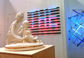 Galeria Senda at Armory Show 2013, installation view