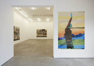 JAN-OLE SCHIEMANN | CAN YOU SHOW ME THE WAY TO PARADISE ROAD?, installation view