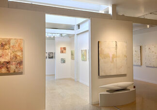 Winter Jones & Jenevieve Hubbard, installation view