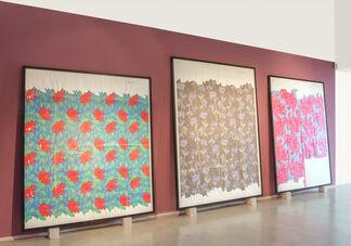 Delia Cancela. Cómo traer una imagen al mundo, installation view