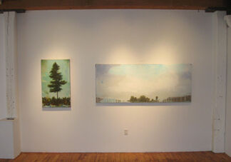 Peter Hoffer: Allegory, installation view