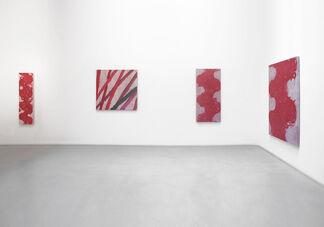 """Jean François Maurige:  tableaux 2013 - 2016"", installation view"