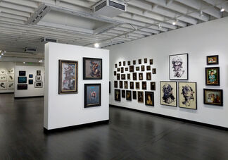 Five and Under, installation view