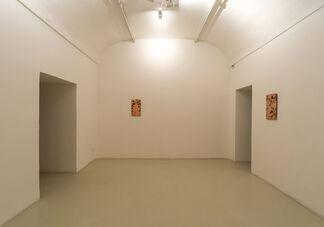 Umberto Di Marino at MiArt 2015, installation view