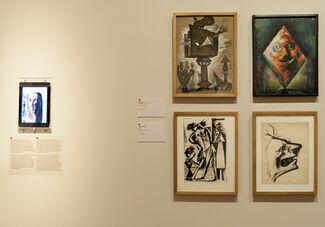 Mario Prassinos: In Pursuit of an Artist, Istanbul-Paris-Istanbul, installation view