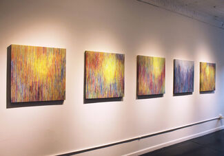 BETWEEN THE LINES, PASCAL PIERME and JOAN SALO, installation view