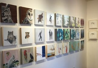 Massively SMALL, installation view