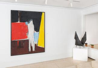 British Modern Masters, installation view