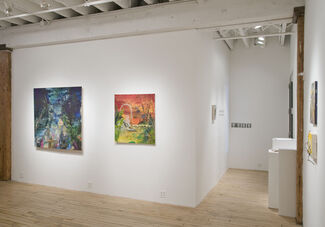 Pancorum Hominum: Daphne Arthur, installation view
