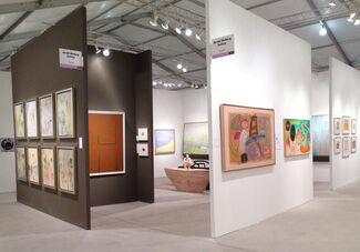 Jerald Melberg Gallery at Art Miami 2013, installation view