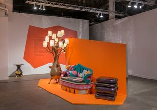 David Gill Gallery at Collective Design 2017, installation view