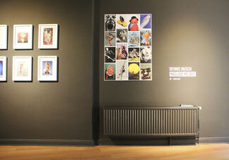 Dennis Busch – Include me out, installation view