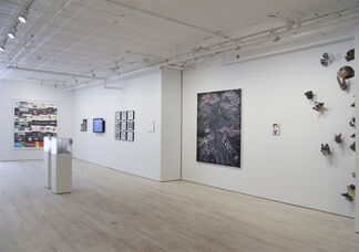 Rage for Art (Once Again), installation view