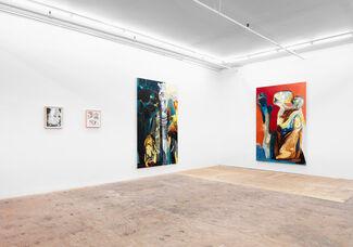 Jasmine Little: Hoodoos, installation view