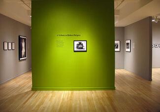 A Tribute to Robert Delpire, installation view