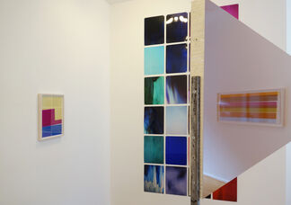OPENING | HANNO OTTEN | Farbe, installation view