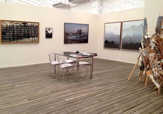 SIM Galeria at SP-Arte/Foto 2015, installation view