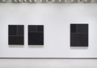 Natasha Wheat: Decor En Carbon: The Fifth Column, installation view
