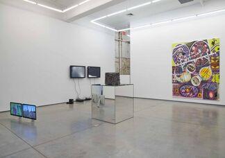 Black Cake (organzied by Alex Gartenfeld), installation view
