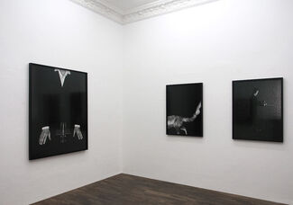 SCULPTED REALITY, installation view