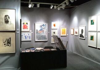 Tamarind Institute at IFPDA Print Fair 2015, installation view