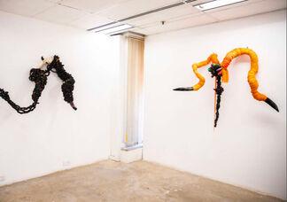Rwendo Rweupenyu: Chance and Consequence, installation view