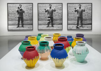 Ai Weiwei: According to What?, installation view
