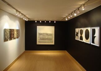 Abstraction. A Dialogue between Colombian and International Artists, installation view