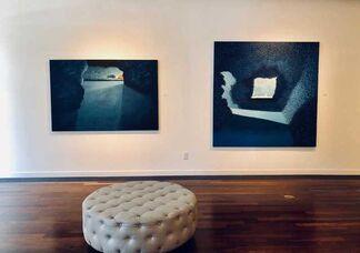 Sean William Randall: In The Blue Future, installation view