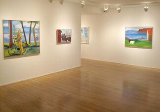 Louisa Matthiasdottir: Paintings and Works on Paper, installation view