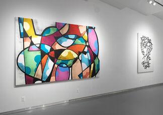 JM Rizzi: Chromatose, installation view