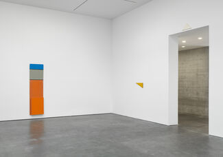 Palermo: Works 1973-1976, installation view
