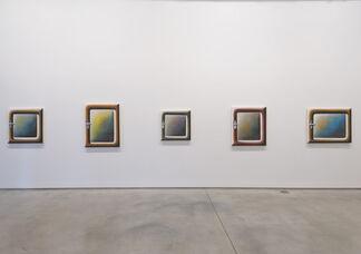 "Andreas Schulze - ""Windows"", installation view"