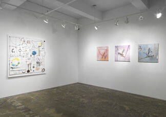 What Goes, What Stays: New Constructions, installation view