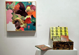 Aggregate, installation view