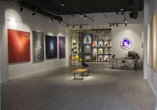 Theodore Gall & Trevor Goss, installation view