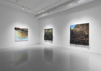 Herman Aguirre - Cicatriz, installation view