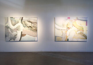 Robert Jessup New Paintings 2013-2014, installation view