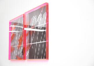 Raúl Díaz Reyes: Patterns, installation view