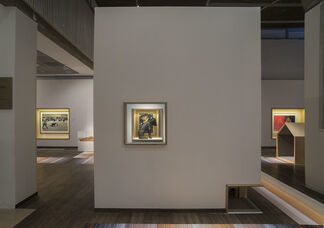 Museum of Israel, installation view