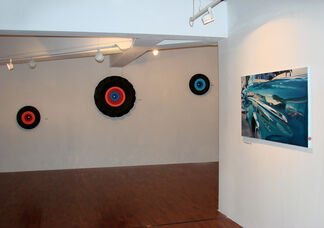 Free Will, installation view